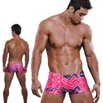 Caribbean Box-Cut Front and Back 495