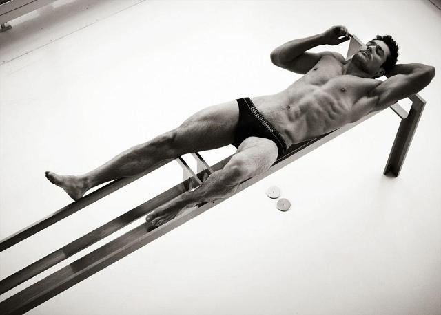 David Gandy by Dolce & Gabbana | MensUnderwearWorld.com