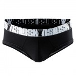 4SKINS Modern Classic Brief Black 2