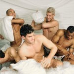 Andrew Christian Underwear Pillow Fight 02