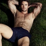 Thom Evans by Cameron McNee for Attitude Magazine 01