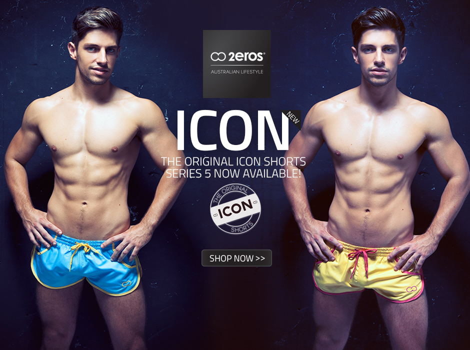 2EROS  Icon Shorts - Series 5 02