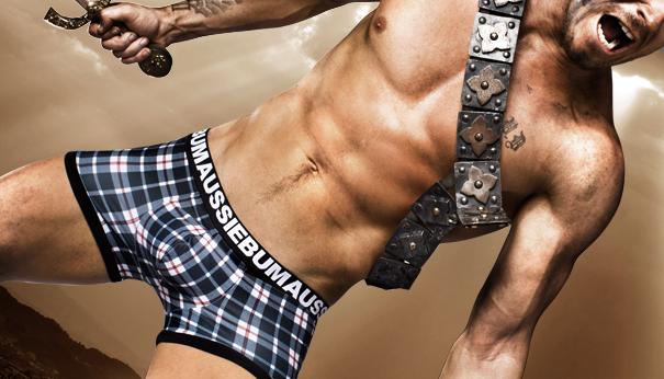 aussieBum Lionheart Underwear 05