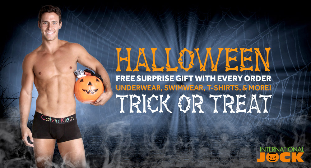 International Jock Halloween Sale 2014