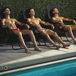 Swim Practice by Renie Saliba 05