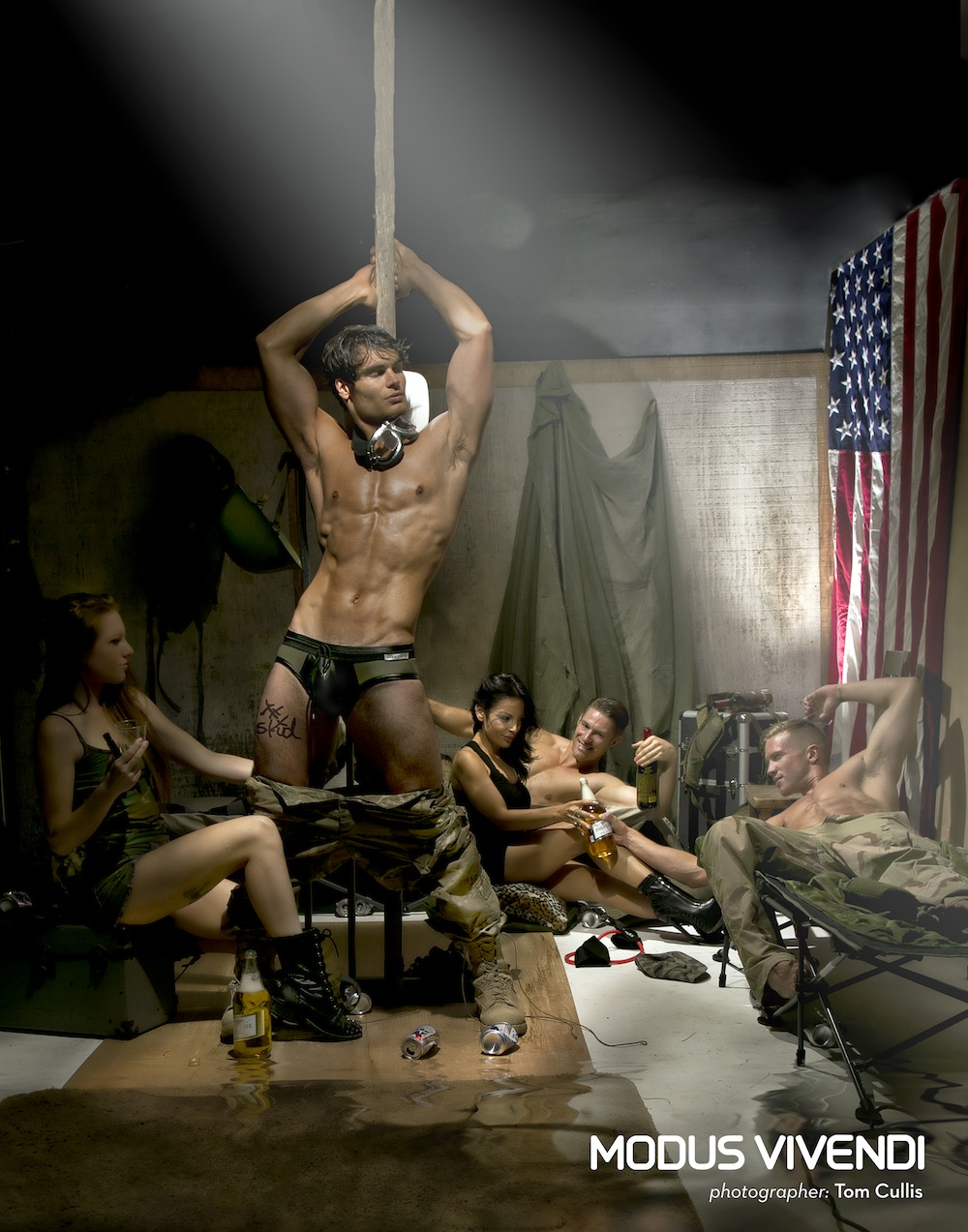 Modus Vivendi Military Line by Tom Cullis 006