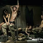 Modus Vivendi Military Line by Tom Cullis 007
