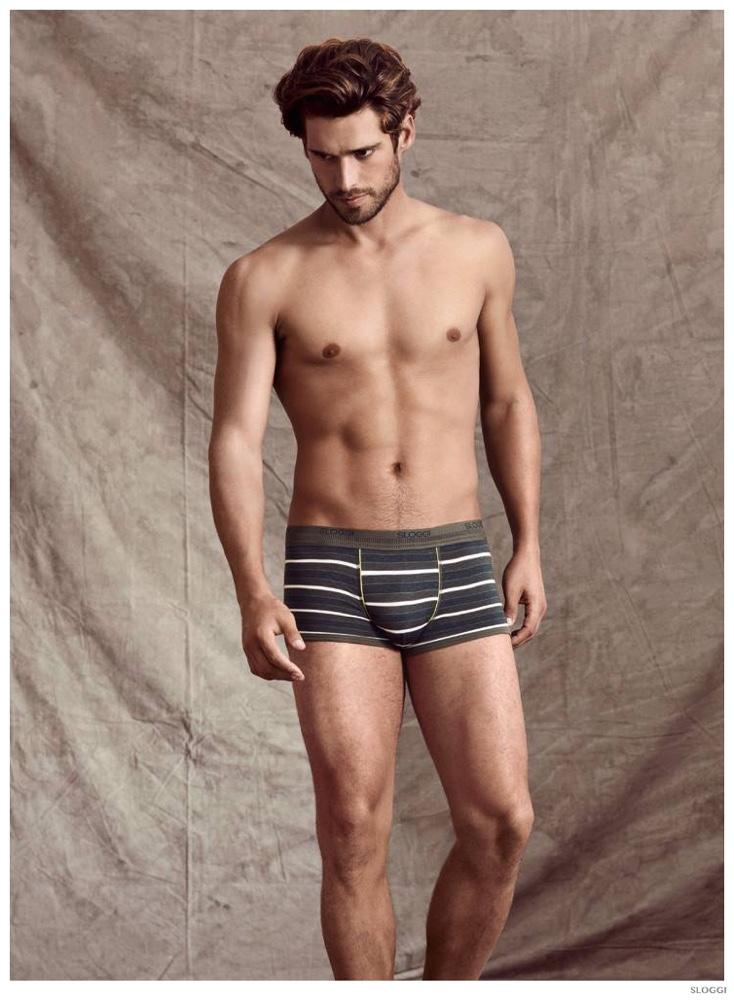 Sloggi Underwear Simone Bredariol 009