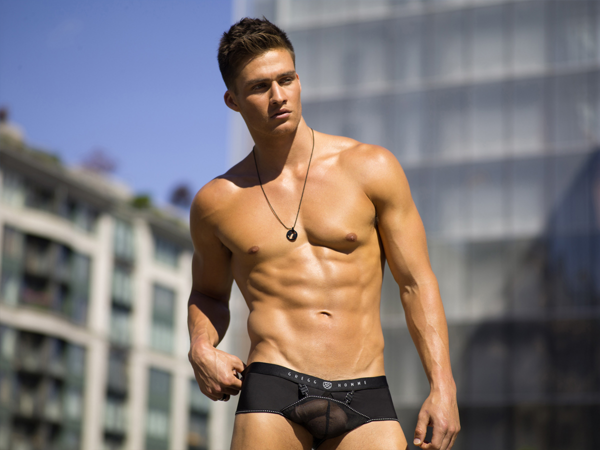 GREGG HOMME  Underwear Downtown Collection 005