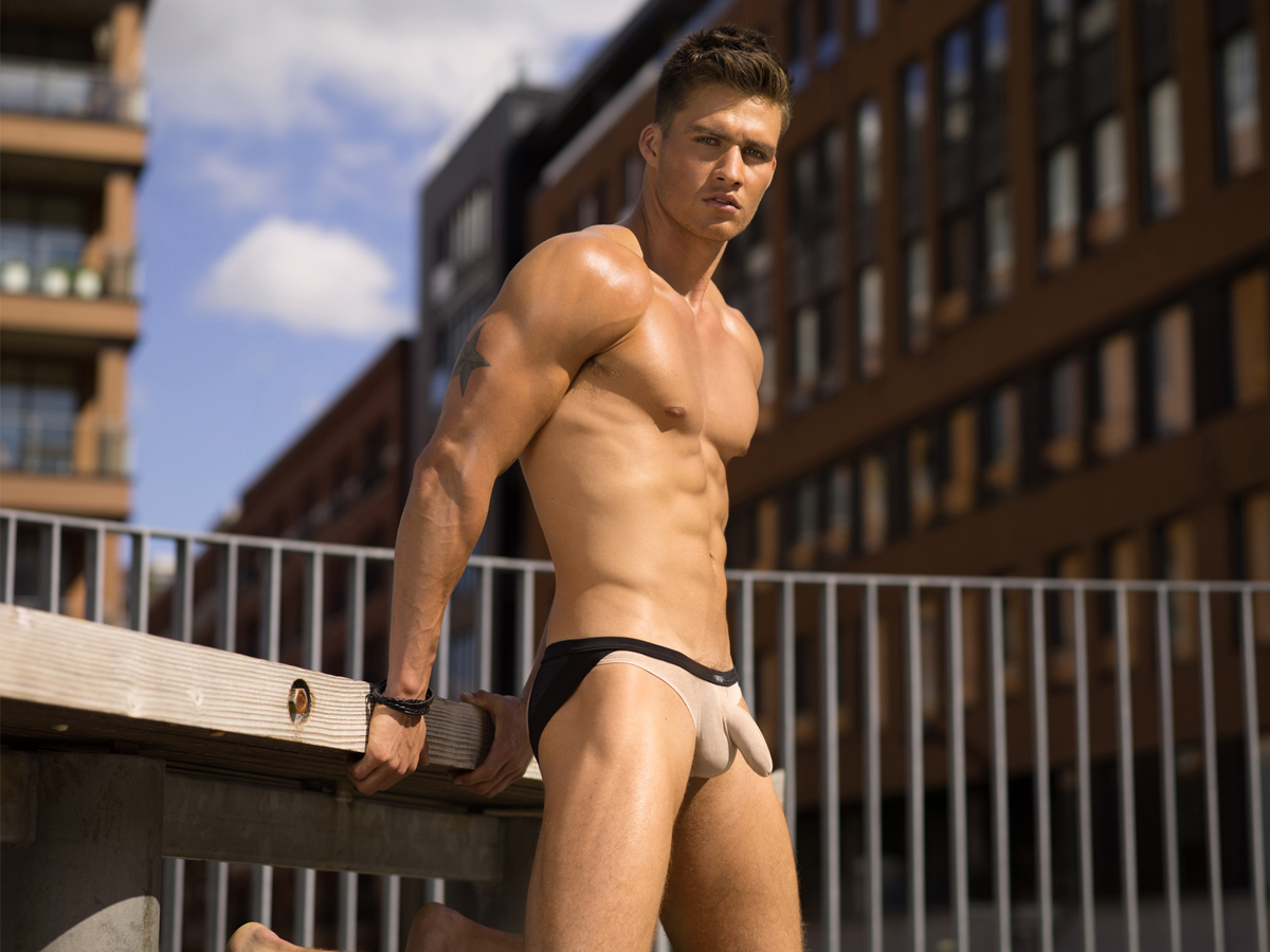 GREGG HOMME  Underwear Downtown Collection 009
