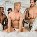 Andrew Christian Underwear Pillow Fight 01