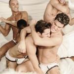 Andrew Christian Underwear Pillow Fight 03