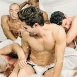 Andrew Christian Underwear Pillow Fight 04
