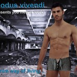 Modus Vivendi Denim Underwear Collection a07
