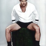 Thom Evans by Cameron McNee for Attitude Magazine 07