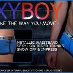 2WINK SEXYBOY TRUNKS BLUE