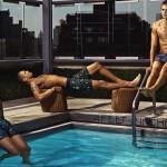 Swim Practice by Renie Saliba 02