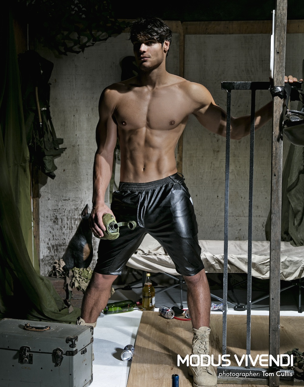 Modus Vivendi Military Line by Tom Cullis 005